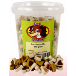 Petsnack Duo hartjes mix